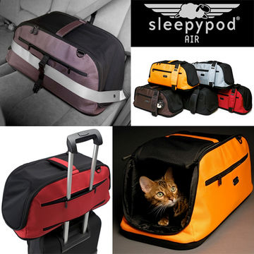 Sleepypod™ Air Flygväska Orange Dream