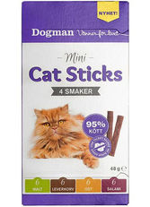 Mini Cat Sticks 24-pack