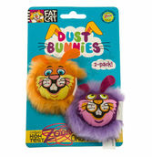 FatCat Dust Bunnies 2-pack