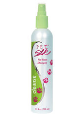 Pet Silk No Rinse torrschampo