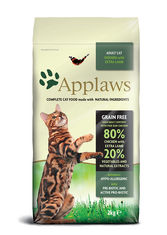 Applaws adult chicken and lamb 2 kg