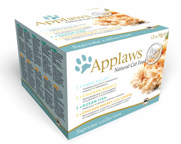 Applaws selection supreme 12 x 70g