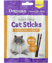 Cat Sticks 3-pack (olika smaker)