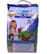 Cats best Universal träpellets 10l