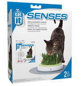 Cat It Senses Grass Garden Refill 2-pack