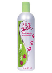 Pet Silk Bright White Balsam