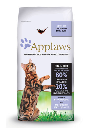 Applaws adult chicken and duck 400 g