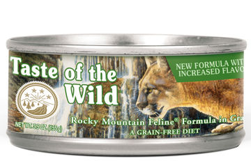 Taste of the Wild Rocky Mountain 156g