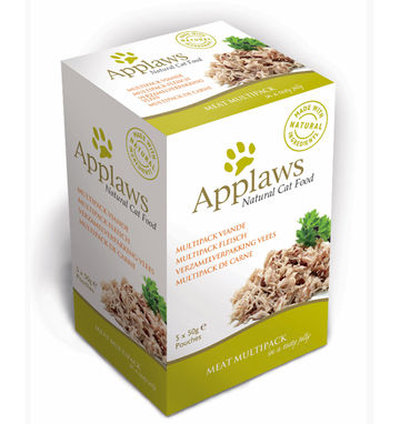 Applaws multipack meat 5x50g