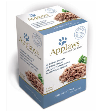 Applaws multipack fish 5x50g