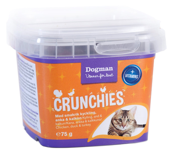 Cat crunchies Fågel