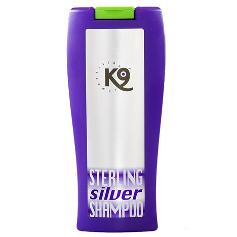 K9 Competition Sterling Silver Schampo