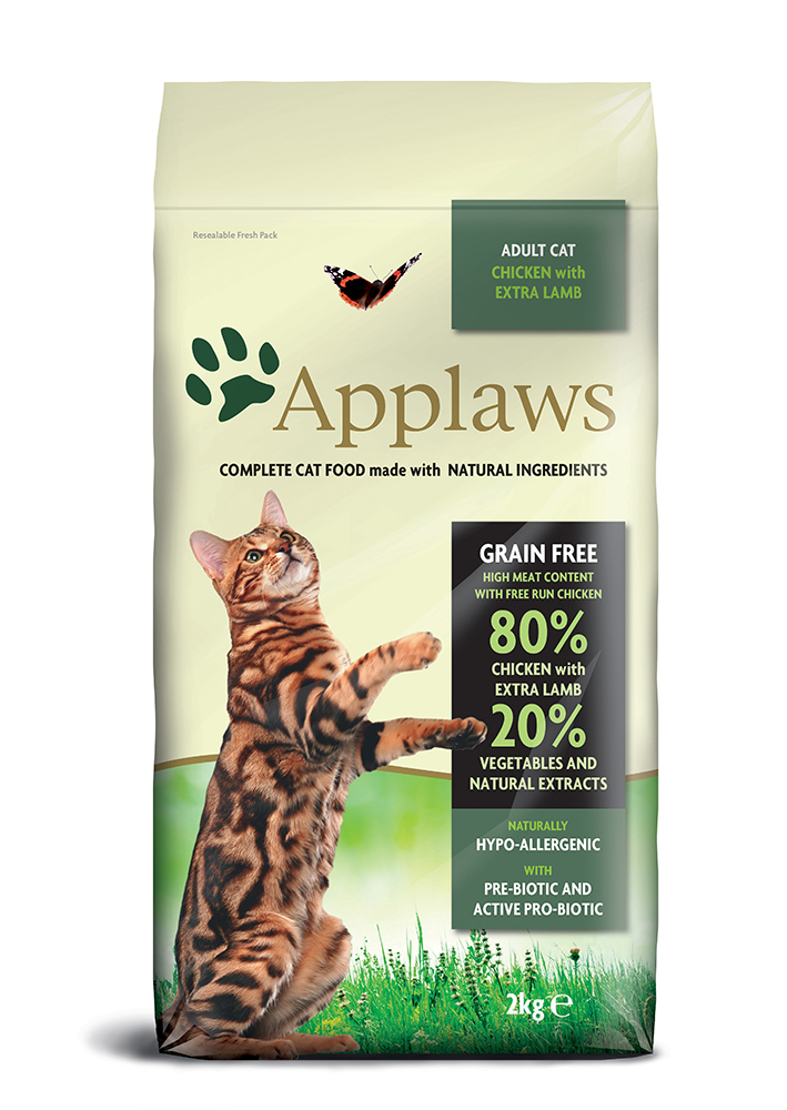 Applaws adult chicken and lamb 400 g