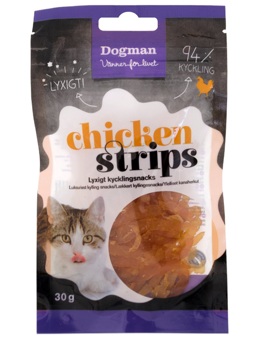 Kattgodis Chicken Strips