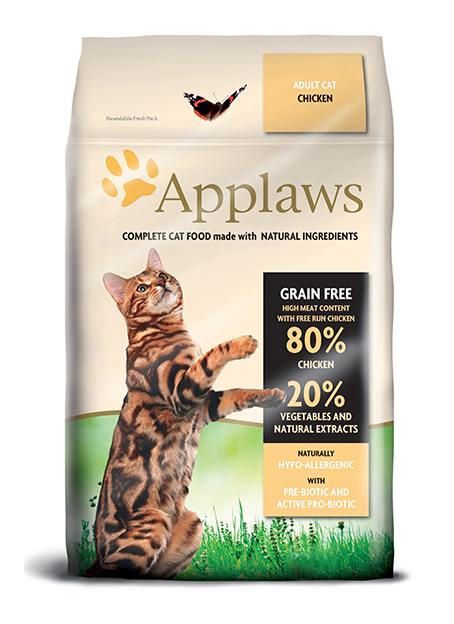 Applaws adult chicken 400 g