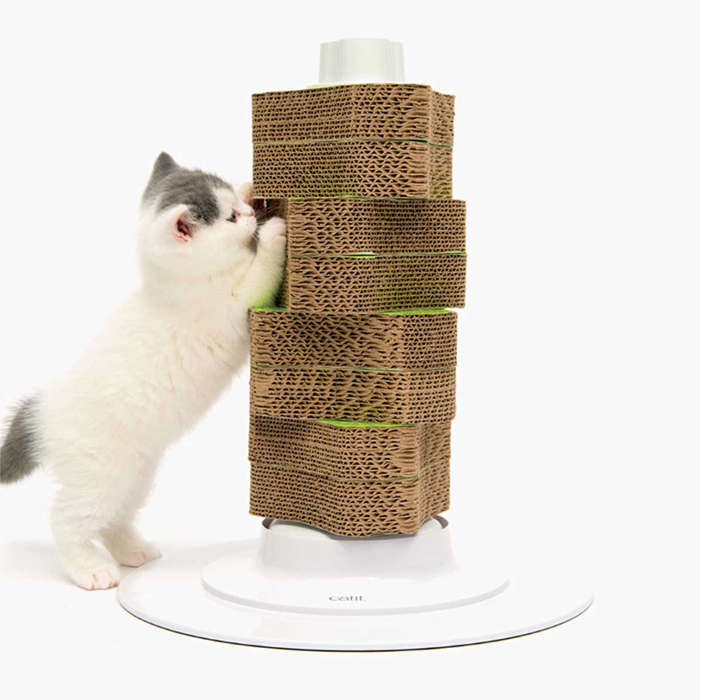 Cat It Senses 2.0 Scratcher