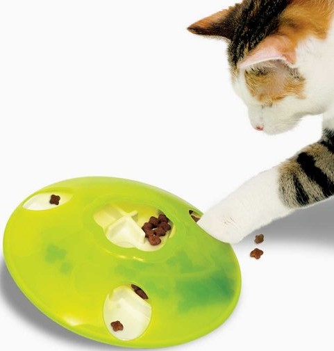 Cat It Treat Spinner